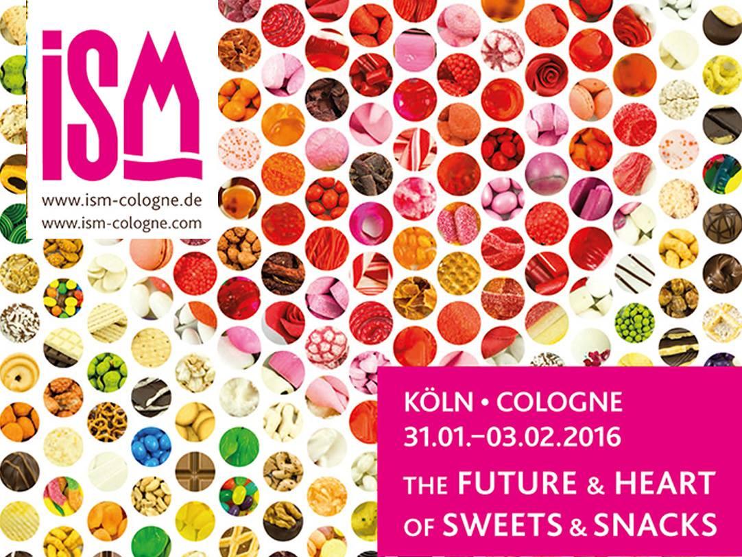 Nos vamos de Feria, a la ISM de Colonia (Alemania)