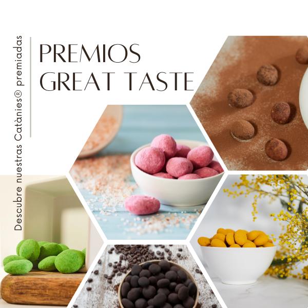 Catànies® Cudié y los Great Taste Awards